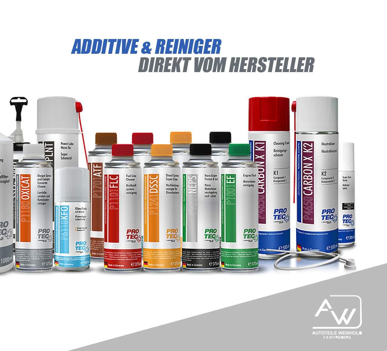 Additive & Reiniger DIREKT vom Hersteller