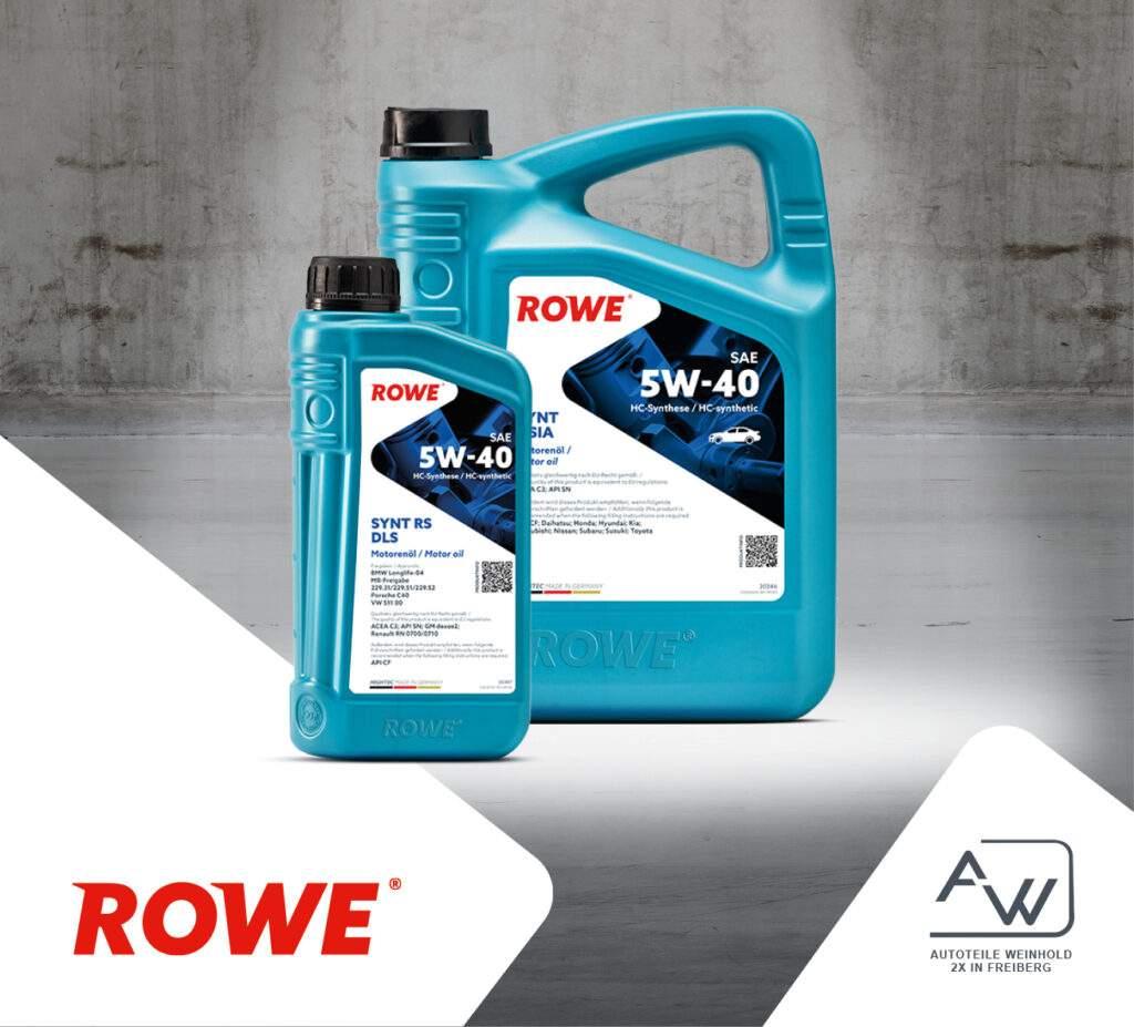 Rowe Motoröl 5w-40