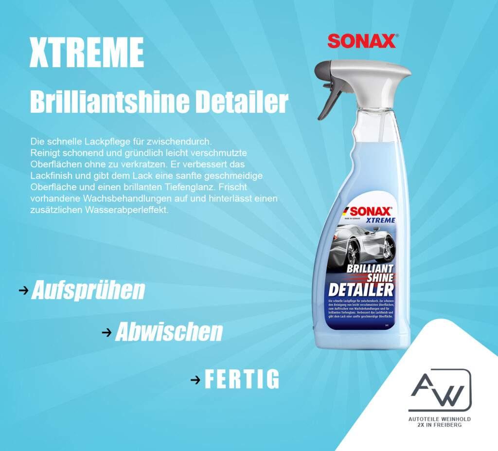 Sonax Brilliantshine detailer
