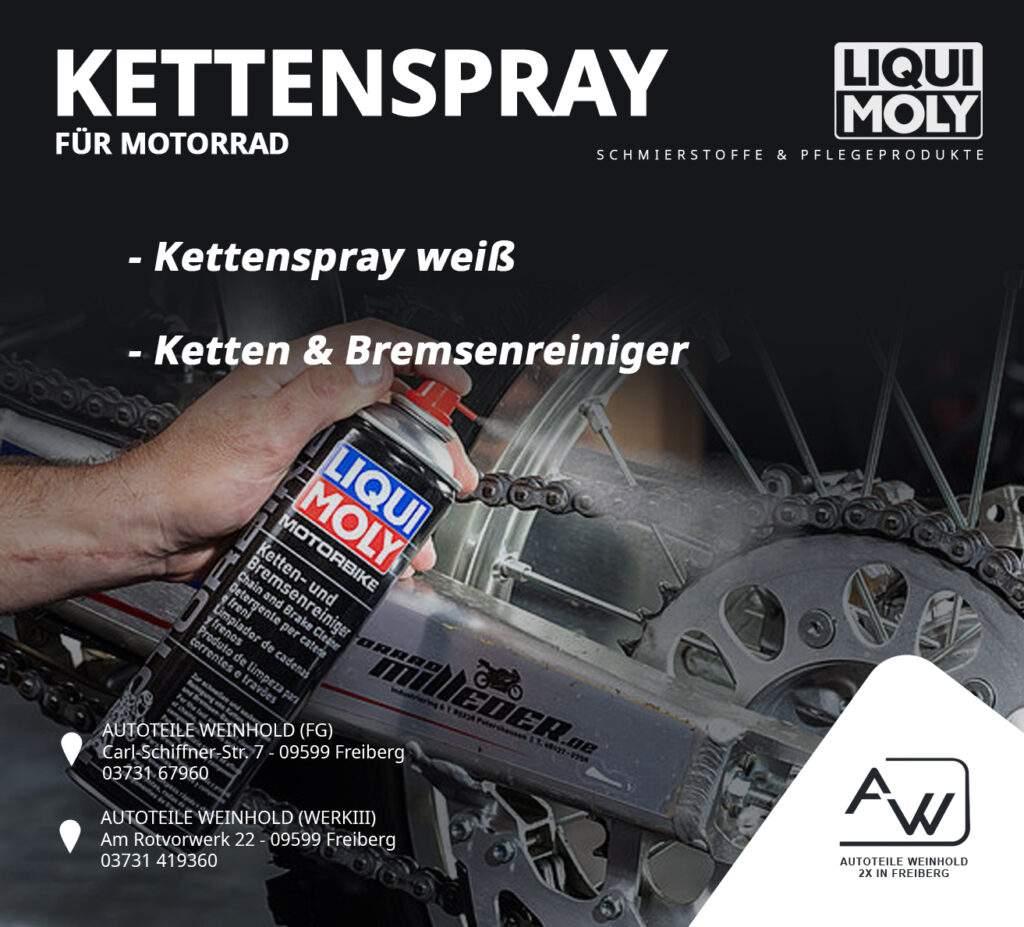 Kettenspray Liqui Moly Autoteile Weinhold Motorrad