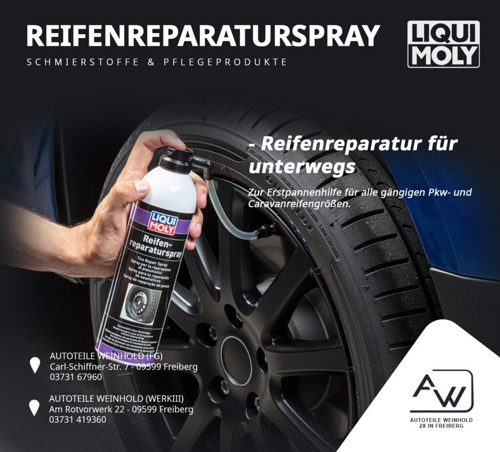 Reifenreparaturspray Liqui Moly Autoteile Weinhold