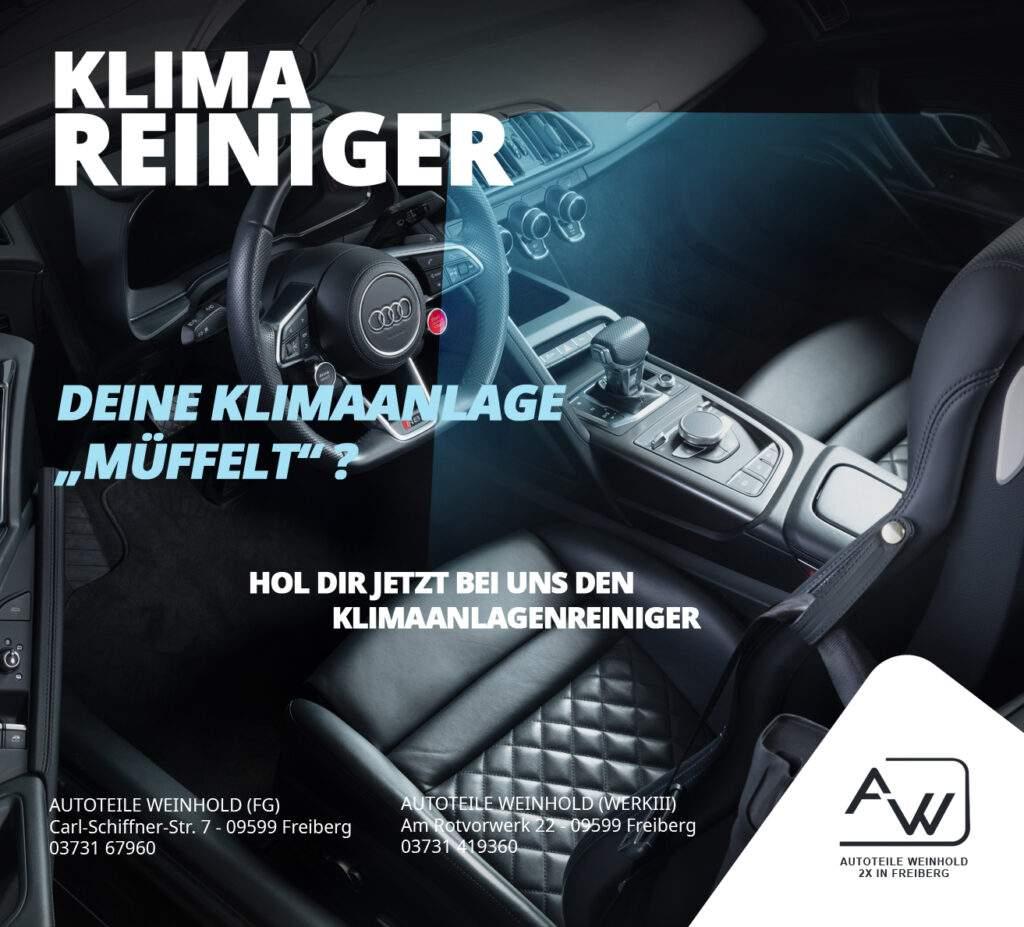 Klimaanlagenreiniger Autoteile Weinhold Liqui Moly